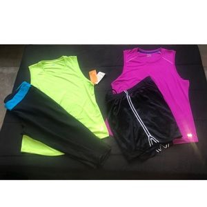 Lot of CHAMPION Size XXL Workout Clothes